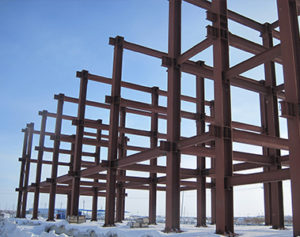 Обследования строительных конструкций